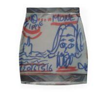 HippieMoney Merchandising Mini Skirt