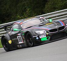 Mowle and Ratcliffe - BMW Z4 by Matt Dean