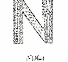 N is for Newt by Cat-Igrun