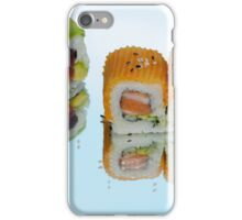 Salmon and Tuna Inside out Sushi iPhone Case/Skin