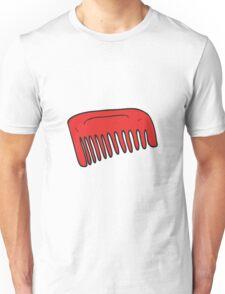 cartoon comb Unisex T-Shirt