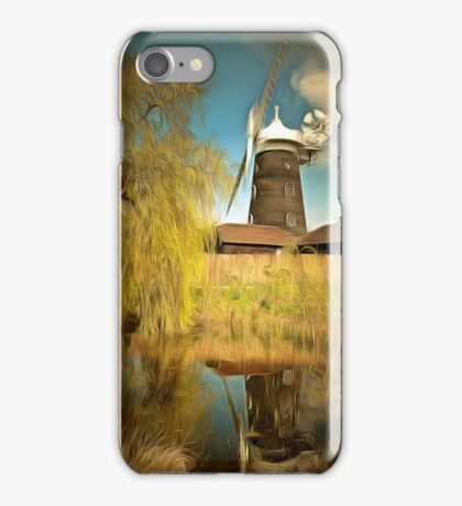 Wray Common Windmill Reigate iPhone Case/Skin