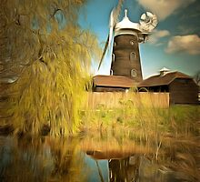 Wray Common Windmill Reigate by AndyHuntley