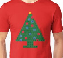 Chemistry Christmas Tree Periodic Table Unisex T-Shirt