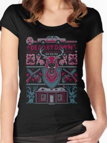Dead by Dawn Women's Fitted Scoop T-Shirt