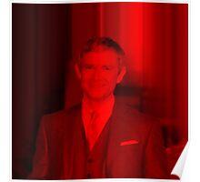 Martin Freeman - Celebrity (Square) Poster