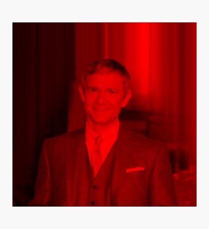 Martin Freeman - Celebrity (Square) Photographic Print