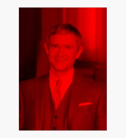 Martin Freeman - Celebrity Photographic Print