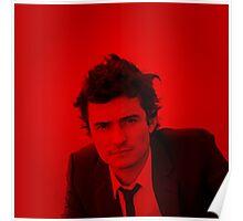 Orlando Bloom - Celebrity (Square) Poster