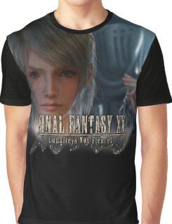 FINAL FANTASY XV - Lunafreya Graphic T-Shirt