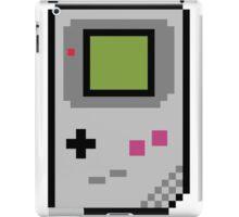8 bit gameboy iPad Case/Skin