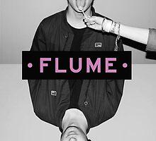 FLUME poster by kalakta