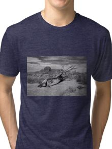 Gnarled Beauty In the Valley Tri-blend T-Shirt