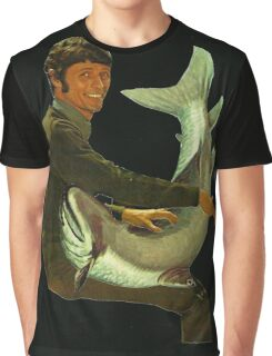 Tickle Fish Graphic T-Shirt