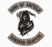 Sons of Anfield - Bangkok Chapter Baby Tee