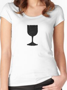 The Cup Women's Fitted Scoop T-Shirt