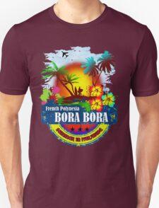 Bora Bora Summer Beach T-Shirt