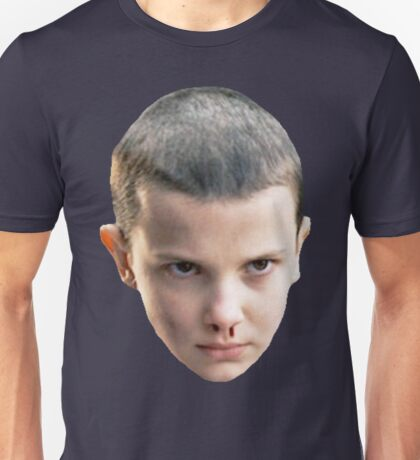 Eleven from Stranger Things Unisex T-Shirt