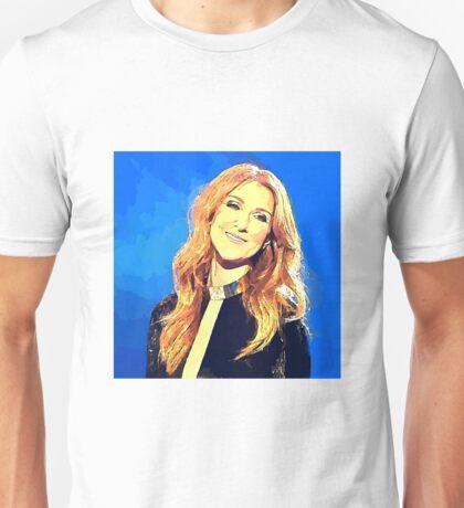 The beautiful Celine Dion  Unisex T-Shirt