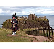 Dunnottar Castle Photographic Print