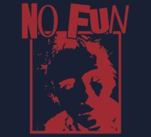 Johnny Rotten - No Fun One Piece - Long Sleeve