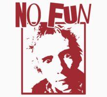 Johnny Rotten - No Fun One Piece - Long Sleeve
