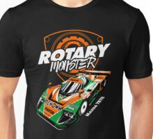 Rotary Monster Masda Unisex T-Shirt