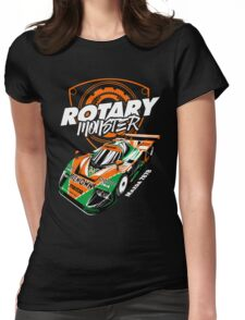 Rotary Monster Masda Womens Fitted T-Shirt