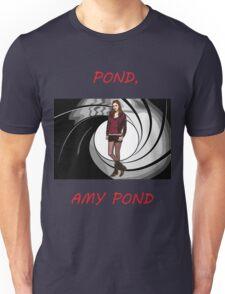 Pond, Amy Pond Unisex T-Shirt