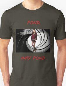 Pond, Amy Pond T-Shirt