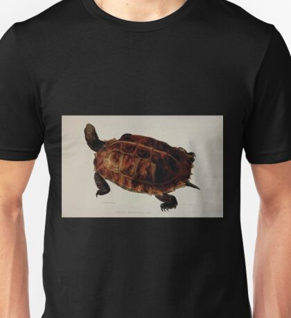 Tortoises terrapins and turtles drawn from life by James de Carle Sowerby and Edward Lear 026 Unisex T-Shirt