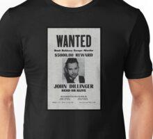 Dillenger Wanted Unisex T-Shirt