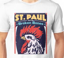 St Paul and the Broken Bones -  Rooster Unisex T-Shirt