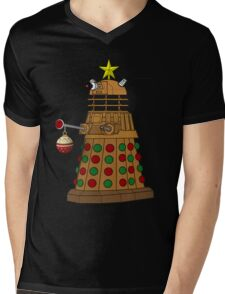 A Dalek Tree Mens V-Neck T-Shirt