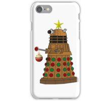 A Dalek Tree iPhone Case/Skin