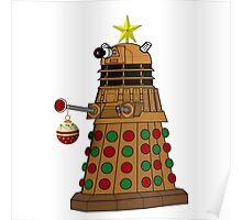 A Dalek Tree Poster