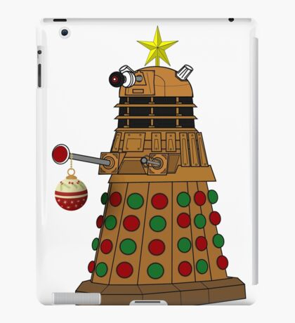 A Dalek Tree iPad Case/Skin