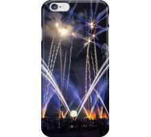 Illuminations at Epcot iPhone Case/Skin