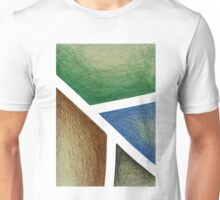 Composition in Forest Unisex T-Shirt