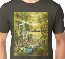 Margaritaville Poster Lyrics by Jimmy Buffett Unisex T-Shirt