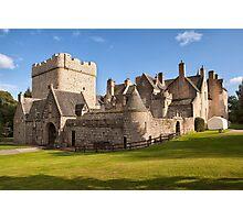 Drum Castle Photographic Print