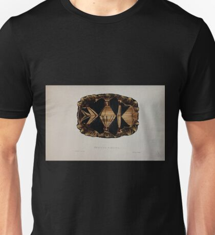 Tortoises terrapins and turtles drawn from life by James de Carle Sowerby and Edward Lear 010 Unisex T-Shirt