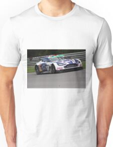 Howard and Adam - Beechdean Aston Martin Unisex T-Shirt