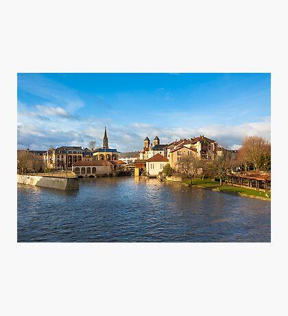 Metz city, Lorraine, France Photographic Print