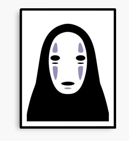 Spirited Away spirit Canvas Print