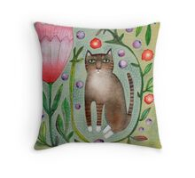 Homerific Throw Pillow