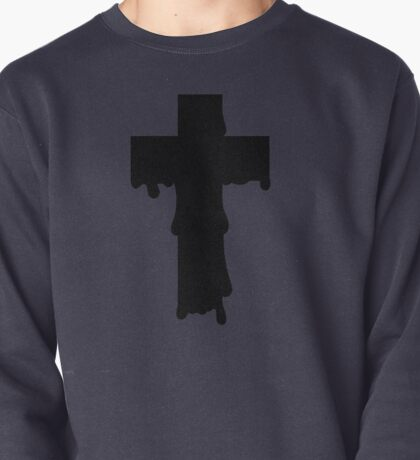 Melty Cross Pullover