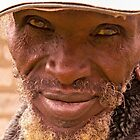 Old man - Mulot, Kenya by indiafrank