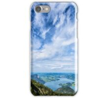 Hiking in Austria iPhone Case/Skin