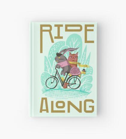 Ride Along Hardcover Journal